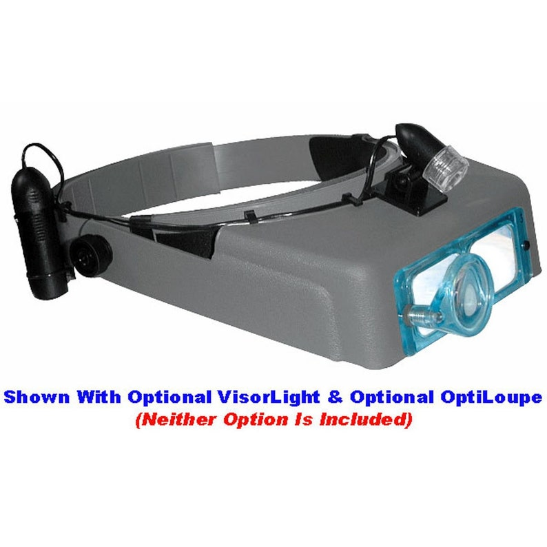 OptiVISOR 1.5x at 20