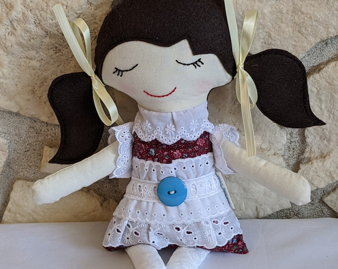 Traditional Girl Doll