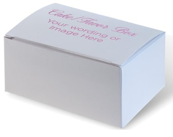 Cake Boxes / Wedding Favor Boxes Personalized, Custom Cake Box, Personalized Cake Box, Monogram Cake Box, Candy Box, Candy Buffet
