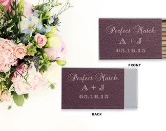 Gold Foil Matches, Wedding Matches, Weddings, Wedding Matchboxes, Let's Get Lit, Cigar Bar, Cigar Matches, Monogrammed Matchbox, sparkler 61