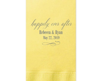 Guest Towels, Personalized Napkins, Dinner Napkins, Rectangular Monogrammed Napkins, Personalized Wedding Napkin, Lots of colors 26