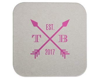 Personalized Coasters, Wedding Coaster, Custom Coaster, I'm Dancing, Drink Coaster, Bar Coaster, Wedding Favors, Corporate Coaster 266
