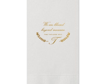 Guest Towels - tons of colors, Hand Towels, Bath Towels, Custom Towels Wedding Decoration, Custom Wedding Gift, Bridal Shower Decoration 265