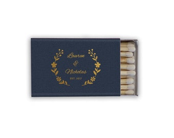 Printed The Perfect Match Personalized Match, Custom Wedding Matchboxes, Personalized Printed Wedding Favor, Bar Matches, Cigar Station 257