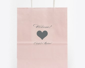WELCOME / SHOPPING  BAGS