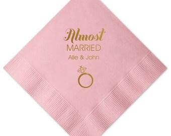 Shower Napkins, Personalized Cocktail Napkins, Guest Towels, Bridal Shower, Napkins, Wedding Napkins, Monogrammed Napkins, Event Napkins 50