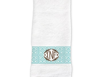 Personalized Dish or Hand Towel, Custom Monogrammed Towel, Custom Personalized Towels, Monogrammed Towels, Personalized Towels, Shower Gift
