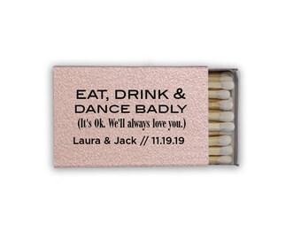 Gold Foil Matches, Wedding Matches, Weddings, Wedding Matchboxes, Let's Get Lit, Cigar Bar, Cigar Matches, Monogrammed Matchbox, sparkler 27