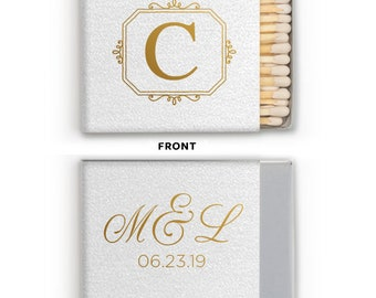 Perfect Match Sparks Flew Custom Wedding Matches, Personalized Sparkler Matches, Custom Matchbook Wedding Favors, Custom Printed Matches 281
