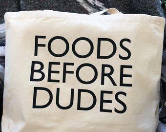 Canvas Grocery Bag Reusable Grocery Bag Grocery Tote Bag Farmers Market Bag Reusable Shopping Bag Canvas Tote Bag Canvas Bag Produce Bag