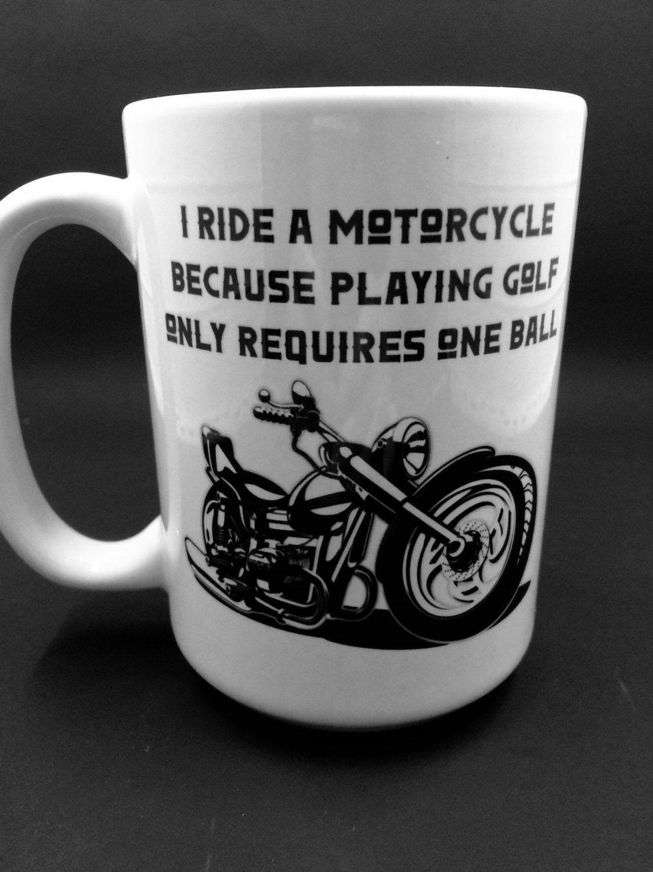 The Mug Coffee >> Coffee Mug Motorcycle Coffee Mug Coffee Cup Ceramic Coffee Mug Funny Mug 15 Oz Mug Coffee Humor Mugs