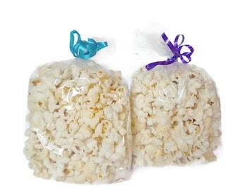 Popcorn favors, party favor bags, popcorn bags, gourmet popcorn, caramel popcorn favors, kettle corn favor, cheese popcorn, flavored popcorn