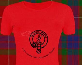 Outlander t-shirt. Highlander, Jamie Fraser. Mother's Day. Claire Fraser. JAMMF. Clan Mackenzie. Outlander tee. Shirt. Sassenach