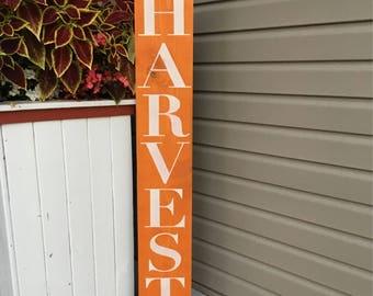 Harvest Sign, Autumn Sign, Fall Sign, Fall Decor