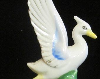 Ceramic Bird in Flight