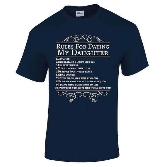 top 10 regels voor de datering van mijn dochter