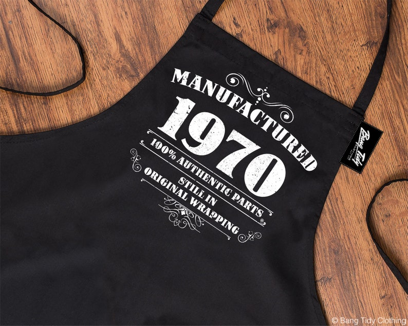 Funny Apron Gift For Him