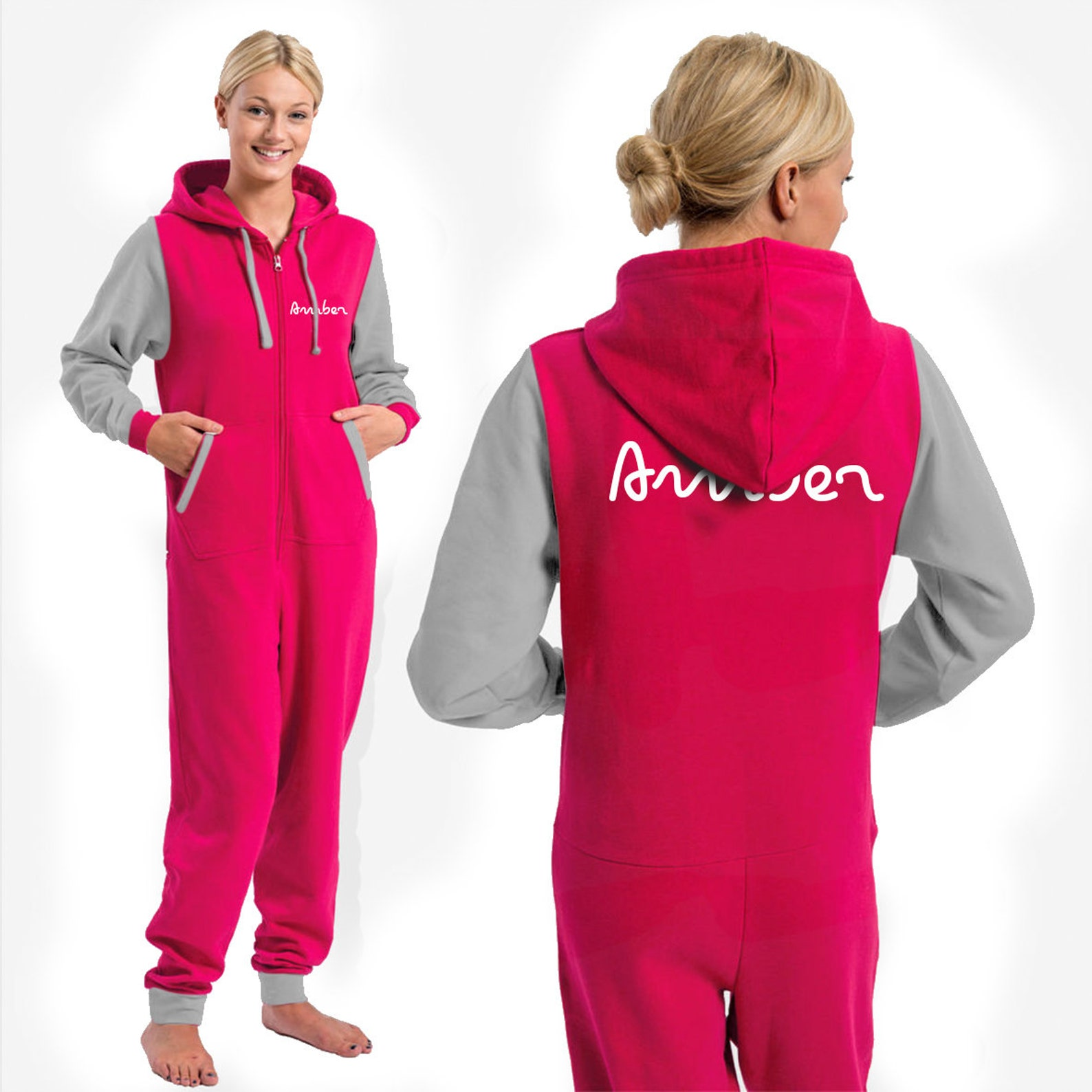 Love Islander All-In-One Loungewear for Couples