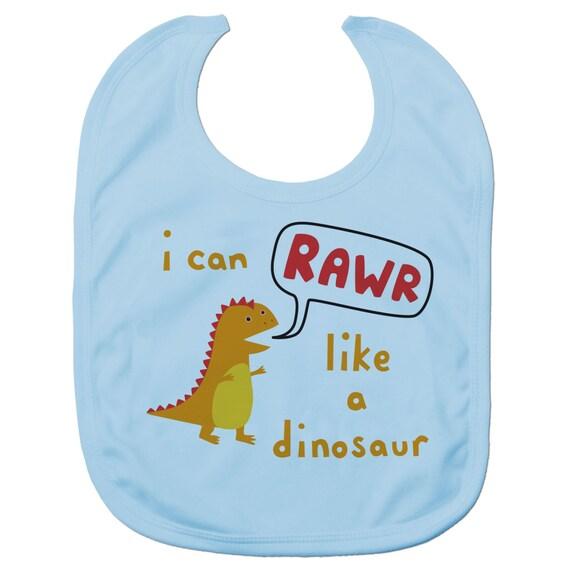 Security Funny Baby Feeding Bib Vest Novelty Gift