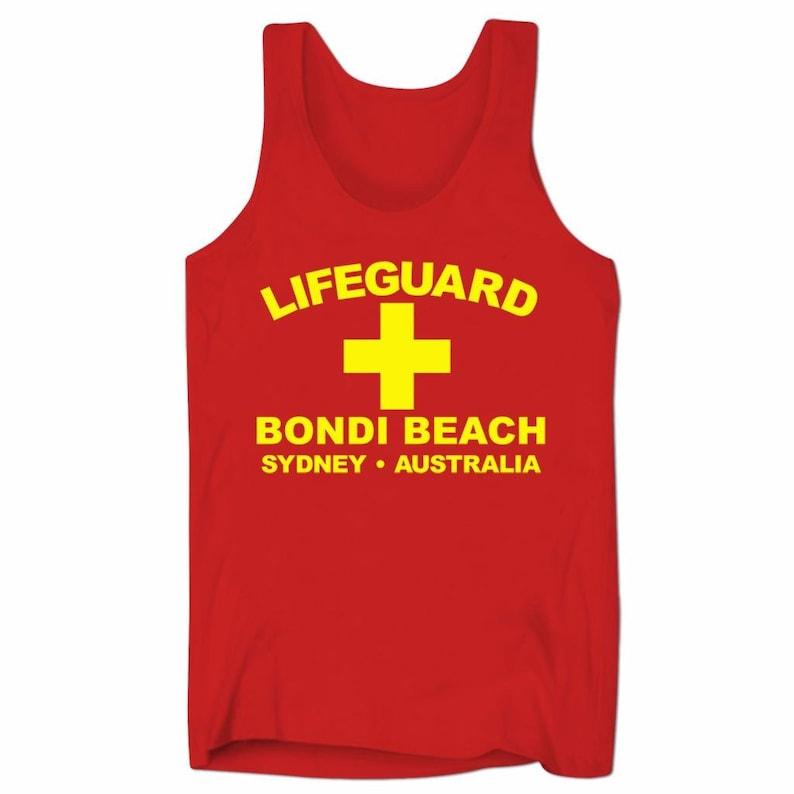 abc1fee253 Lifeguard Bondi Beach Sydney Australia Surfer Beach Fancy | Etsy
