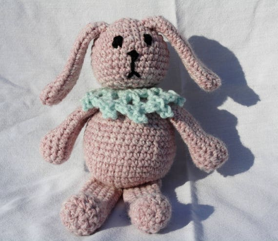 Holland Lop Rabbit pattern by Claire Garland | Knitting patterns ... | 494x570
