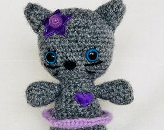 Crochet Kitty - Girl