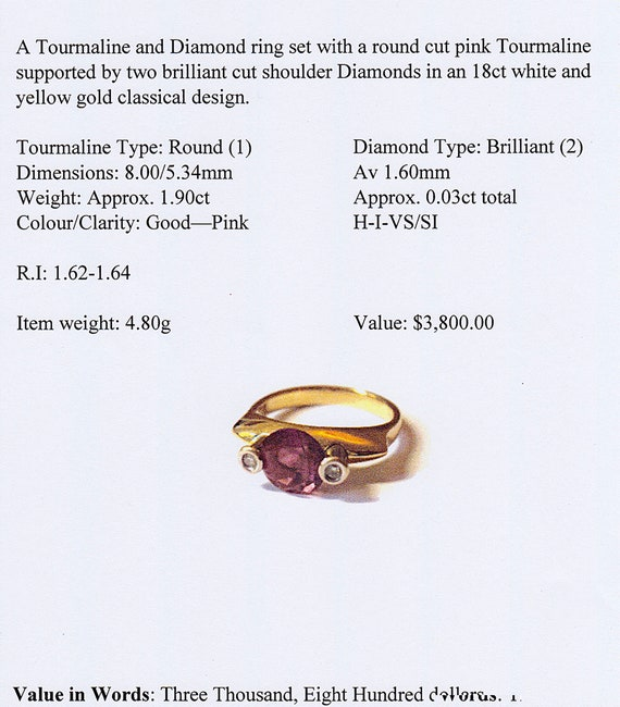 Ladies Size 7 Diamond Solitaire 9ct Gold Classical Style Diamond Rings
