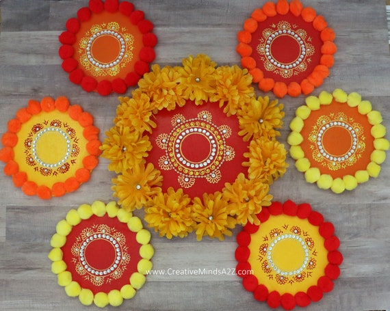 Beautiful Diwali Decor Home Decor Wedding Decor Henna Etsy
