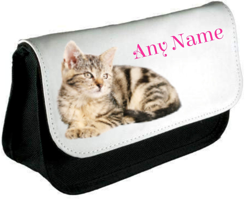 JX 526 Personnalisé Étiquettes D/'adresse cutA Chat Chaton Visage Achetez 3 Obtenez 1 Gratuit