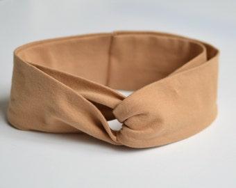 Camel Turban Headband