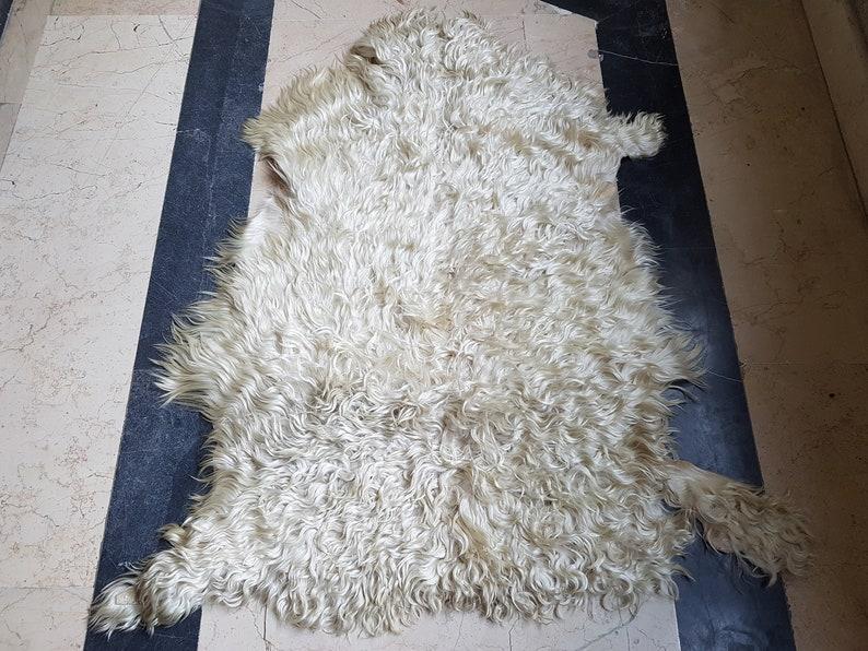 Organic Futerko Rzucać Dywan Naturalny Dywan Z Wełny Owczej Dla Kota Lub Psa łóżko Mata Zwierząt Pet łóżko Pokrycie Krzesła Miękki I Jedwabisty