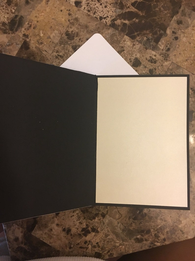 Custom Bling Birthday Card