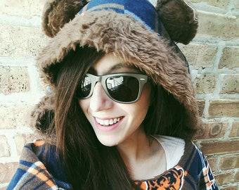 Bears Poncho