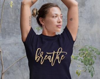 Zen Shirt, Zen Tshirt, Yoga T Shirt, Meditation T-Shirt, Zen Gift, Yoga Gifts, Custom Matching Shirts for Yoga Class, Yoga Retreat, etc.