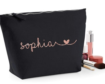 Teenage Girl Gift, Teenager Girl Gift, Teenager Gifts, Teenage Girl Gifts, Personalized Makeup Bag, Cheer Gifts, Custom Toiletry Bag