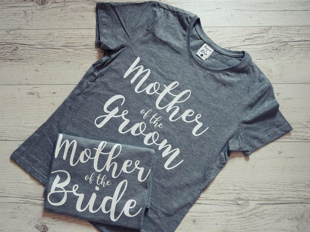 59de4f01c Mother of the Groom Gift, Mother of Groom Shirt, Women or UNISEX T ...