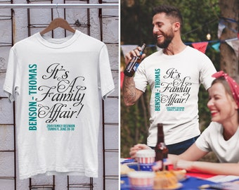 Yoga/Family/Trip Shirts