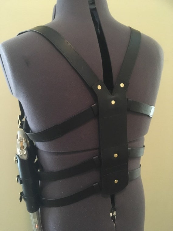 Devil May Cry Inspired Holster Etsy