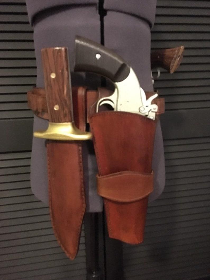 Red Dead Redemption 2 Arthur Inspired Gun Belt