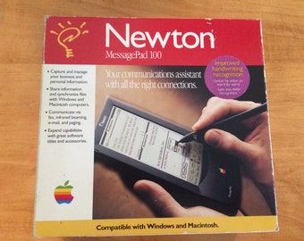Vintage Newton MessagePad 100