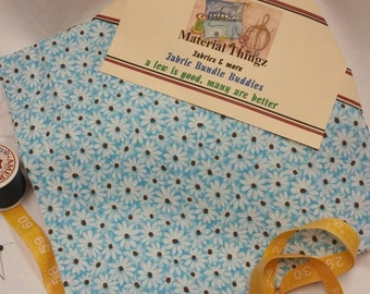 MDG Crazy Daisy Bundle Buddies Layer Cakes Quilting Cotton Squares in Tan, Blues, Pinks, Orange, Green, Purple, Red,Brown Free Shipping
