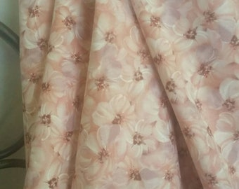 Free Shipping Quilting Fabric, 100 Percent Cotton Fabri-Quilt's Tulle & Petal's Petals Coordinating Fabric, Quilting and Sewing