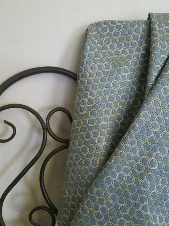 Free Shipping Quilting Fabric, 100 Percent Cotton, Georgetown by Andover Fabric in blue and gray  for Crafting and Quilting