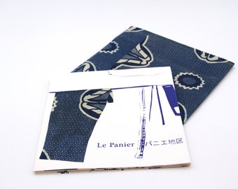 """Artist's book """"The Basket"""" by Fumika Sato"""