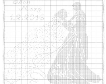 sposi schema gratis free uncinetto crochet amigurumi | 270x340