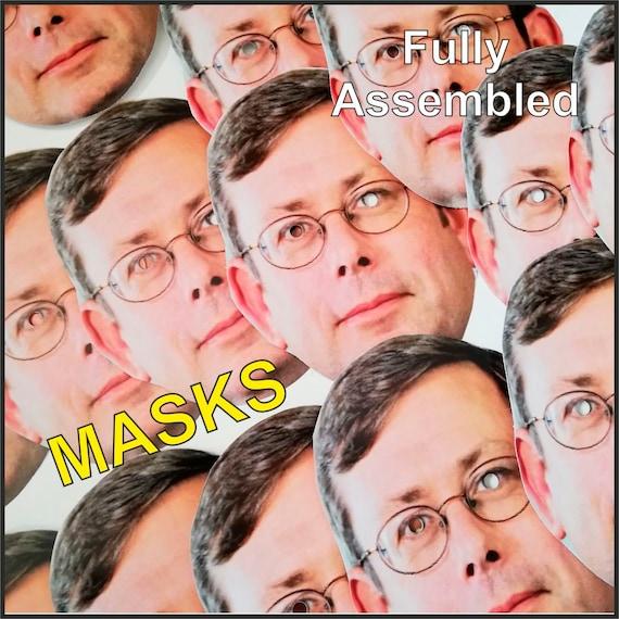 9 foto personalizzata Maschera Kit per stag /& Hen Night Festa di Compleanno