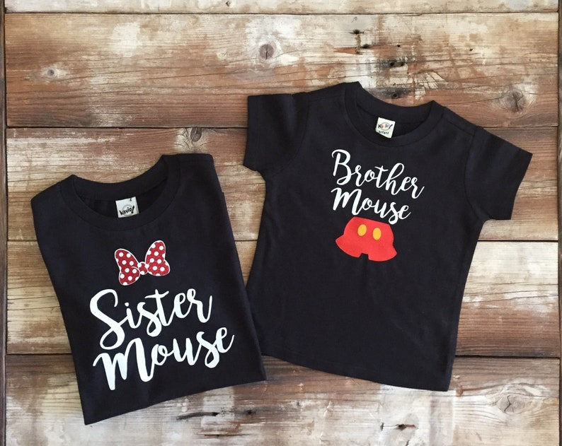 Mouse Family Names Raglan T shirt mama mouse disney vacation ONE SHIRT ONLY family reunion