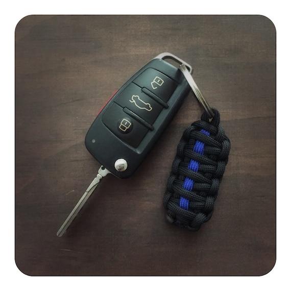 Ireland Paracord KeychainKeyfob