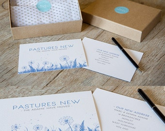 New Address Cards - We've Moved Cards