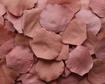 Silk Rose Petals, 300 Vintage Rose